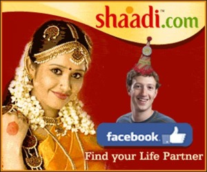 shaadi.com facebook